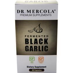 Buy Dr. Mercola, Fermented Black Garli, 60 tabs at Herbal Bless Supplement Store