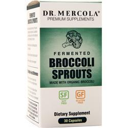 Buy Dr. Mercola, Fermented Broccoli Sprouts, 30 caps at Herbal Bless Supplement Store