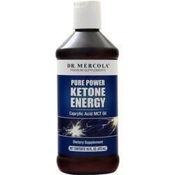 Buy Dr. Mercola, Ketone Energy - MCT Oil, 16 fl.oz at Herbal Bless Supplement Store