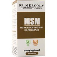 Buy Dr. Mercola, MSM, 60 caps at Herbal Bless Supplement Store