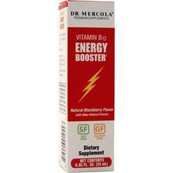 Buy Dr. Mercola, Vitamin B12 Energy Booster, .85 fl.oz at Herbal Bless Supplement Store