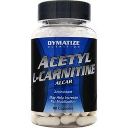 Buy Dymatize Nutrition, Acetyl L-Carnitine, 90 caps at Herbal Bless Supplement Store