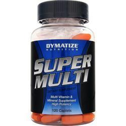 Buy Dymatize Nutrition, Super Multi, 120 caps at Herbal Bless Supplement Store