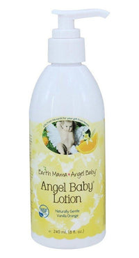 Buy Earth Mama Angel Baby, Angel Lotion for Babies, 8 oz at Herbal Bless Supplement Store
