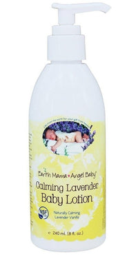 Buy Earth Mama Angel Baby - Calming Lavender Lotion for babies, 8 oz at Herbal Bless Supplement Store