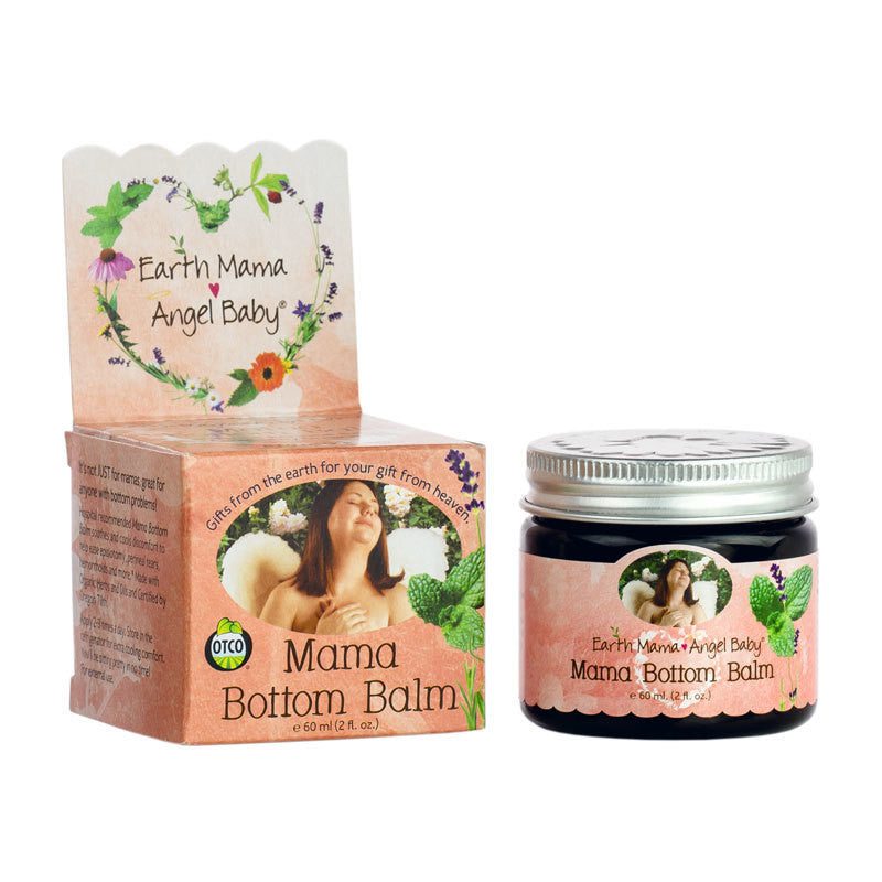 Buy Earth Mama Angel Baby, Mama Bottom Balm, 2 oz at Herbal Bless Supplement Store