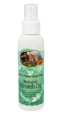 Buy Earth Mama Angel Baby, Natural Stretch Oil for Pregnant Women, 4 oz at Herbal Bless Supplement Store