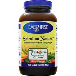 Buy Earthrise, Spirulina (500mg) at Herbal Bless Supplement Store