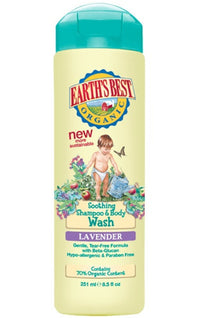 Buy Earth's Best, Organic Shampoo & Body Wash, 8.5 oz at Herbal Bless Supplement Store
