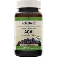 Buy Eclectic Institute, Organic Acai POW-der, 90 grams at Herbal Bless Supplement Store