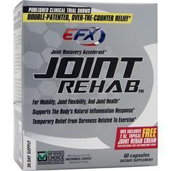 Buy EFX SPORTS, Joint Rehab, 60 caps at Herbal Bless Supplement Store