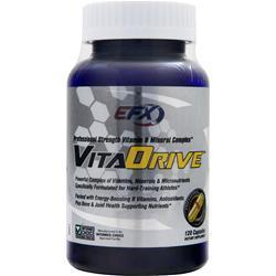 Buy EFX SPORTS, VitaDrive - Professional Strength Vitamin and Mineral Complex, 120 caps at Herbal Bless Supplement Store