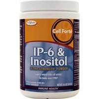 Buy Enzymatic Therapy, Cell Forte IP-6 & Inositol Ultra-Strength Powder, Citrus 14.6 oz at Herbal Bless Supplement Store