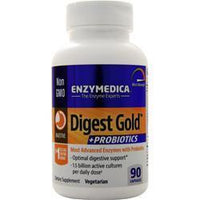 Buy Enzymedica, Digest Gold + Probiotics, 90 caps at Herbal Bless Supplement Store