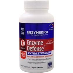 Buy Enzymedica, Enzyme Defense (Extra Strength), 90 caps at Herbal Bless Supplement Store