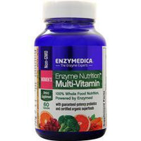 Buy Enzymedica, Enzyme Nutrition Multi-Vitamin Women's, 60 caps at Herbal Bless Supplement Store