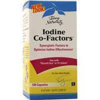 Buy EuroPharma, Terry Naturally - Iodine Co Factors, 120 caps at Herbal Bless Supplement Store