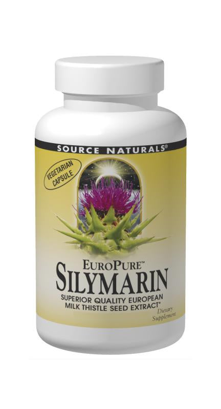 Buy EuroPure™ Silymarin 200mg, 30 capsule at Herbal Bless Supplement Store