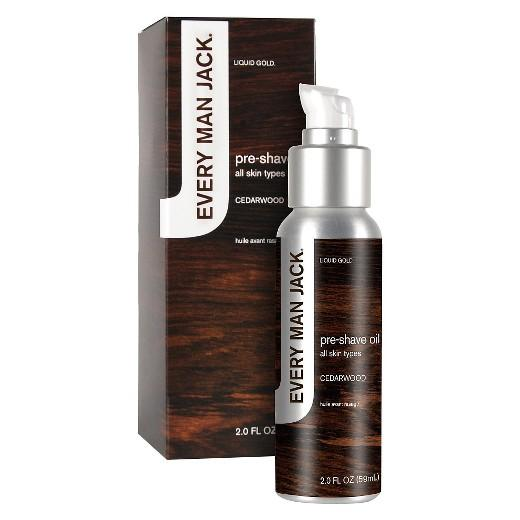 Buy Every Man Jack, 2.0oz Pre Shave Oil Cedarwood at Herbal Bless Supplement Store