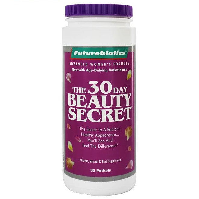 Buy Futurebiotics, 30-Day Beauty Secret, 30 pkt at Herbal Bless Supplement Store