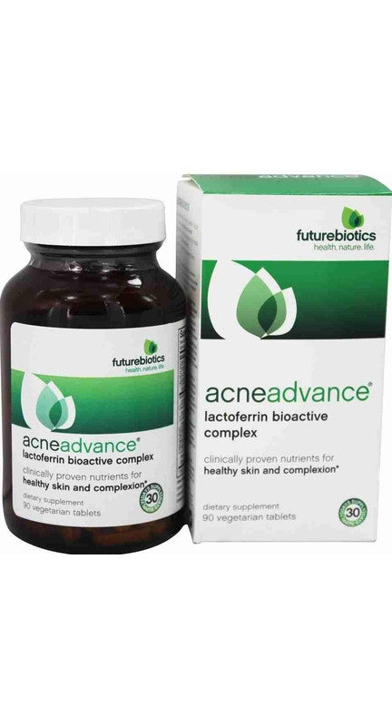 Buy Futurebiotics, AcneAdvance, 90 tab vegi at Herbal Bless Supplement Store