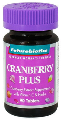 Buy Futurebiotics, Cranberry Plus, 90 tablet at Herbal Bless Supplement Store