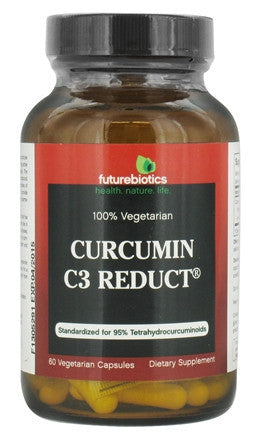 Buy Futurebiotics, Curcumin C3 Reduct, 60 cap vegi at Herbal Bless Supplement Store
