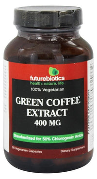 Buy Futurebiotics, Green Coffee Extract, 90 cap vegi at Herbal Bless Supplement Store