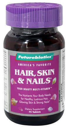 Buy Futurebiotics, Hair, Skin & Nails for Women, 75 tablet at Herbal Bless Supplement Store