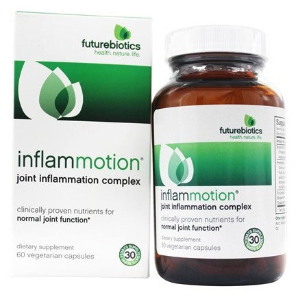 Buy Futurebiotics, Inflammotion, 60 Vegetarian Capsules at Herbal Bless Supplement Store