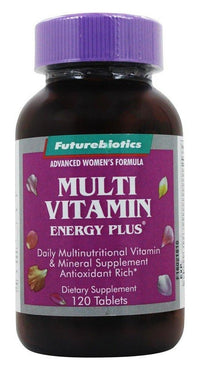 Buy Futurebiotics, Multi Vitamin Energy Plus for Women, 120 tablet at Herbal Bless Supplement Store