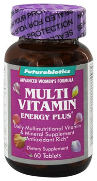 Buy Futurebiotics, Multi Vitamin Energy Plus for Women, 60 tablet at Herbal Bless Supplement Store