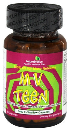 Buy Futurebiotics, MV Teen, 90 capsule at Herbal Bless Supplement Store