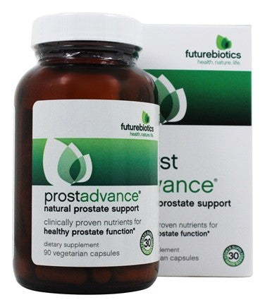 Buy Futurebiotics, ProstAdvance, 90 Vegetarian Capsules at Herbal Bless Supplement Store