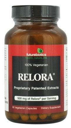 Buy Futurebiotics, Relora, 90 Vegetarian Capsules at Herbal Bless Supplement Store