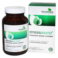 Buy Futurebiotics, StressAssist, 60 Vegetarian Capsules at Herbal Bless Supplement Store