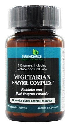 Buy Futurebiotics, Vegetarian Enzyme Complex, 90 tablet at Herbal Bless Supplement Store