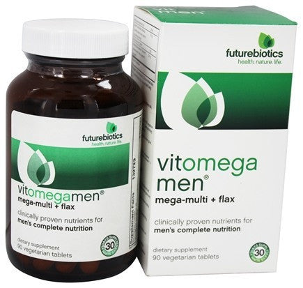 Buy Futurebiotics, Vitomegamen, 90 tab vegi at Herbal Bless Supplement Store