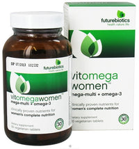 Buy Futurebiotics, Vitomegawomen, 90 tab vegi at Herbal Bless Supplement Store