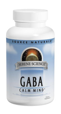 Buy GABA 750mg, Serene Science®, 45 tablet at Herbal Bless Supplement Store