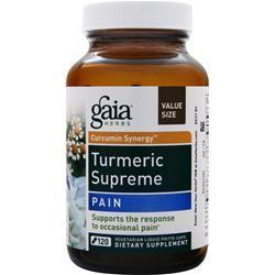 Buy Gaia Herbs, Curcumin Synergy Turmeric Supreme - Pain at Herbal Bless Supplement Store