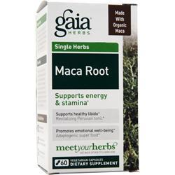 Buy Gaia Herbs, Maca Root at Herbal Bless Supplement Store