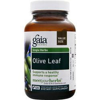 Buy Gaia Herbs, Single Herbs - Olive Leaf at Herbal Bless Supplement Store