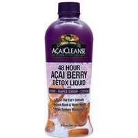 Buy Garden Greens, AcaiCleanse - 48 Hour Acai Berry Detox Liquid, 32 fl.oz at Herbal Bless Supplement Store