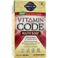 Buy Garden Of Life, Vitamin Code - Healthy Blood, 60 vcaps at Herbal Bless Supplement Store