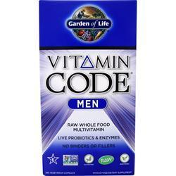 Buy Garden Of Life, Vitamin Code - Men at Herbal Bless Supplement Store