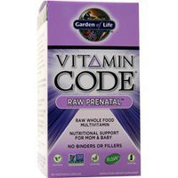 Buy Garden Of Life, Vitamin Code - Raw Prenatal at Herbal Bless Supplement Store