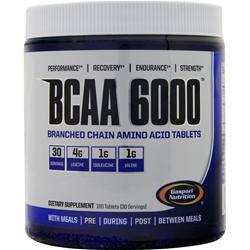 Buy Gaspari Nutrition, BCAA 6000, 180 tabs at Herbal Bless Supplement Store