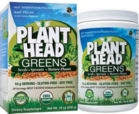 Buy Genceutics, Plant Head Greens, 16 oz at Herbal Bless Supplement Store