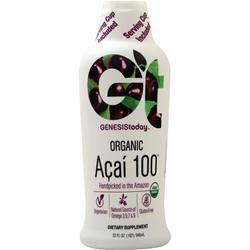 Buy Genesis Today, Organic Acai 100 Juice at Herbal Bless Supplement Store